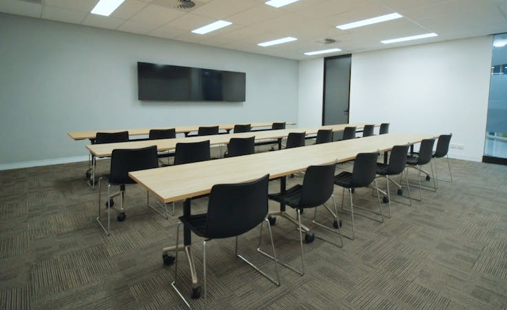 VENTURE@1260HAY, training room at Westcentre, image 1