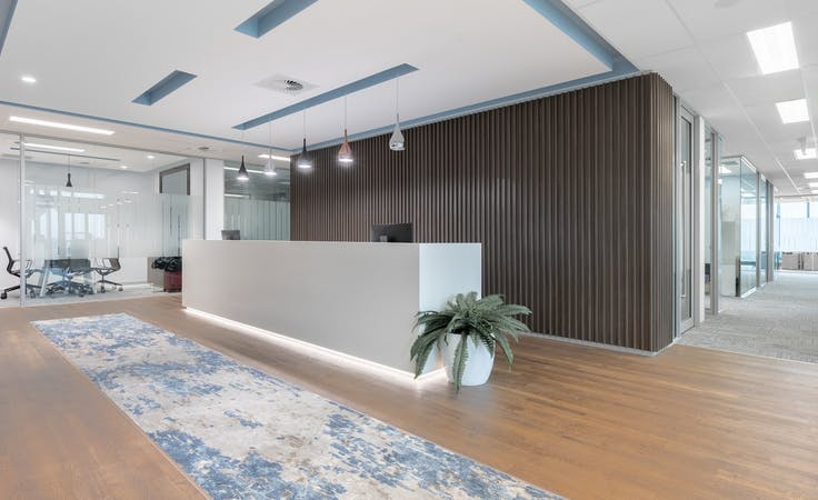 Regus Flinders Street, hot desk at Bankstown, Flinders Street, image 1