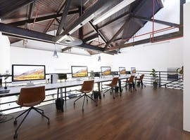 The Mezzanine, serviced office at The Sunlight Factory, image 1