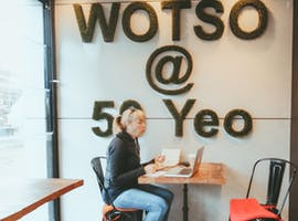 Office Suited for 9 People, serviced office at WOTSO WorkSpace Neutral Bay, image 1