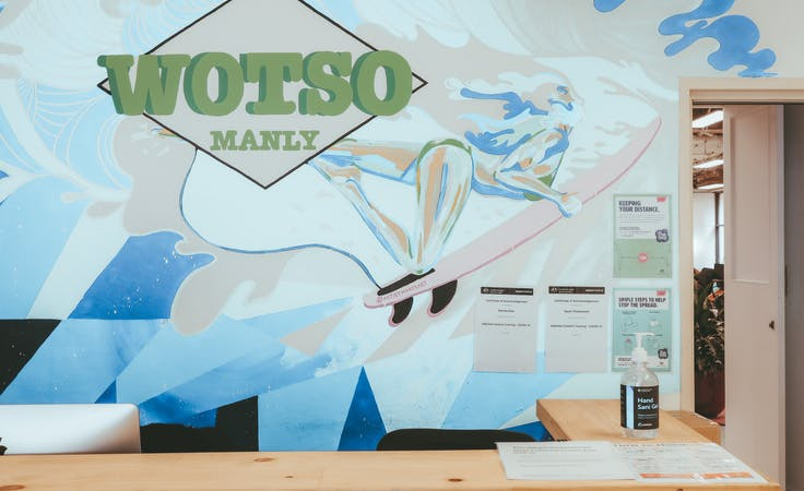 Office Suited for 10 People, serviced office at WOTSO Manly, image 1