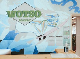 Office Suited for 30 People, serviced office at WOTSO Manly, image 1