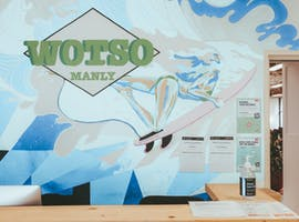 Office Suited for 100 People, serviced office at WOTSO Manly, image 1
