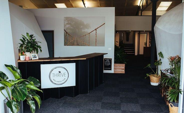 Thrive Wellness Hub rooms, multi-use area at Thrive Wellness Hub, image 1