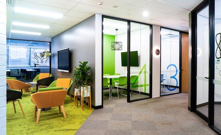 Dymocks Tutoring, training room at Raffles Building / International Business House, image 1