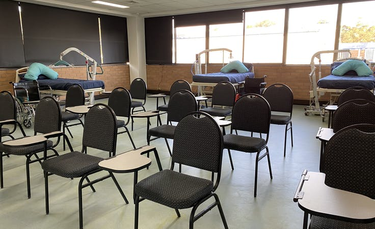 The Greeta Thomas Clinical, training room at Set2Learn, image 1