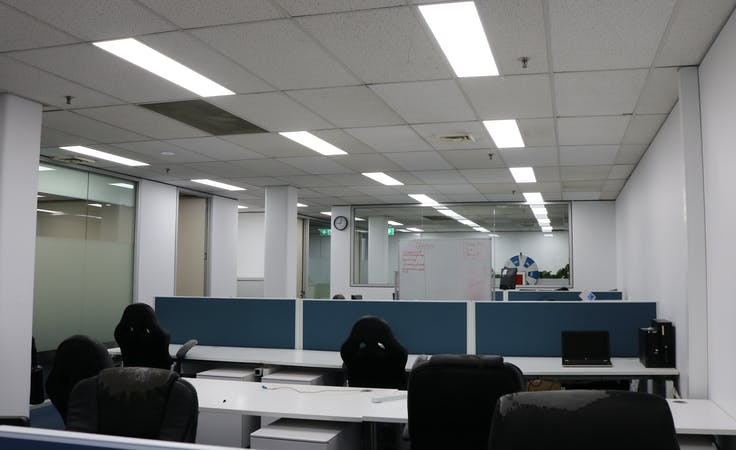 Shared office at WTL Building, image 1