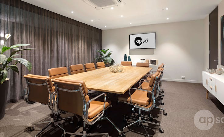 Serviced office at Corporate One, image 3