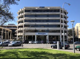 Henley  Suite, private office at Wilkin Group Hindmarsh Sq, image 1