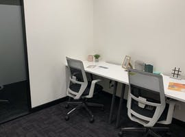 Office 114, private office at JAGA Swanson Court, image 1