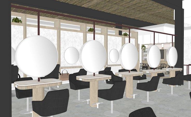 Hair Dressing, Beauty and Make Up, dedicated desk at Salon Lane, image 1