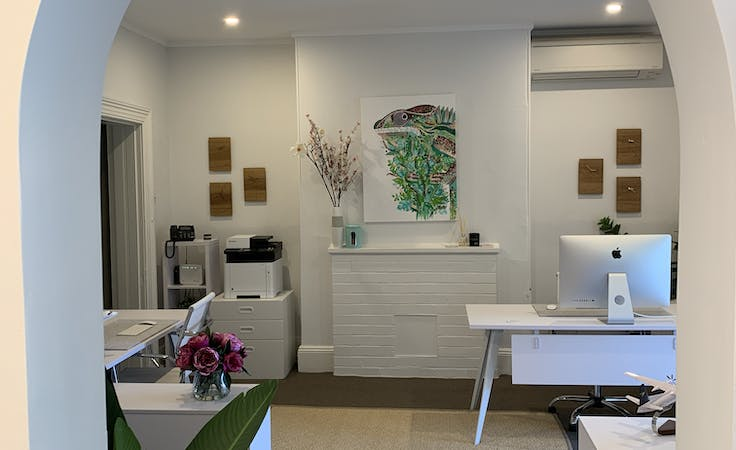 The Creative Room, private office at Publishing ByChelle, image 7