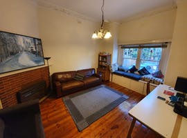 Living Room, shared office at Rule Road Manor, image 1