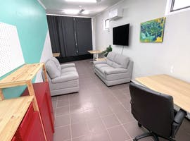 Office, multi-use area at Blue Poppy Workspace, image 1