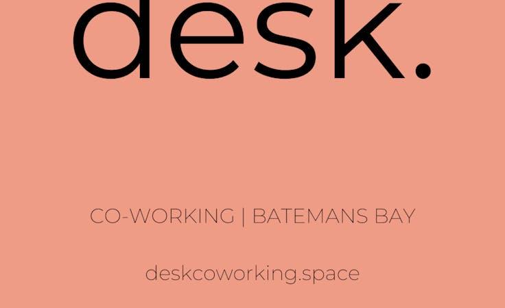 Desk, coworking at Desk Coworking, image 1