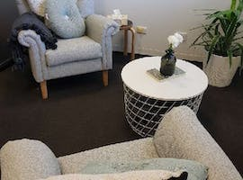 Counselling room, private office at 517 StKilda Rd, image 1