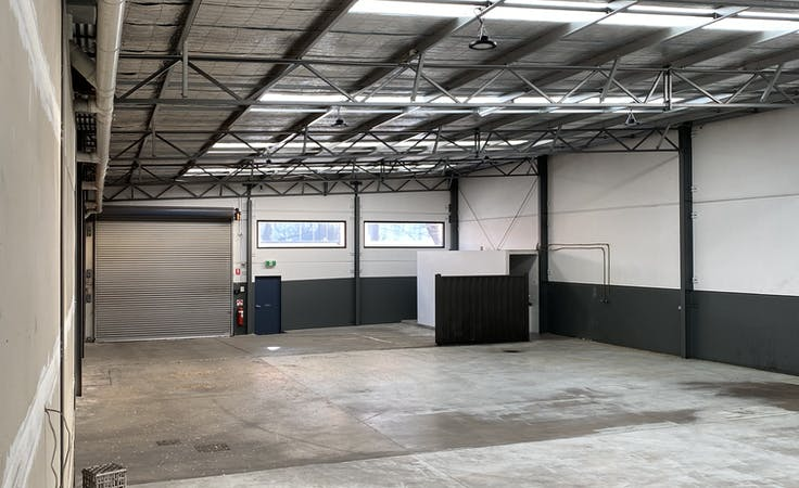 Warehouse , multi-use area at The Old Dalston Bakery, image 1