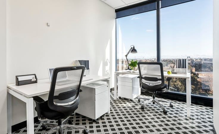 Suite 708, serviced office at St Kilda Rd Towers, image 1