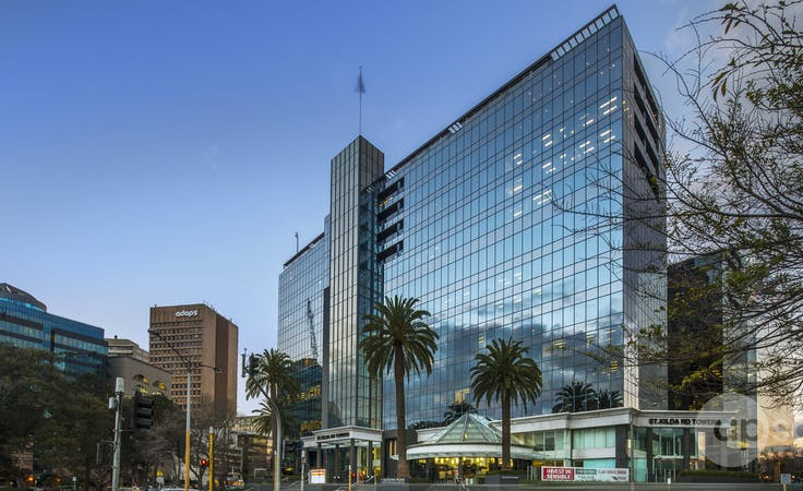 Suite 708, serviced office at St Kilda Rd Towers, image 6