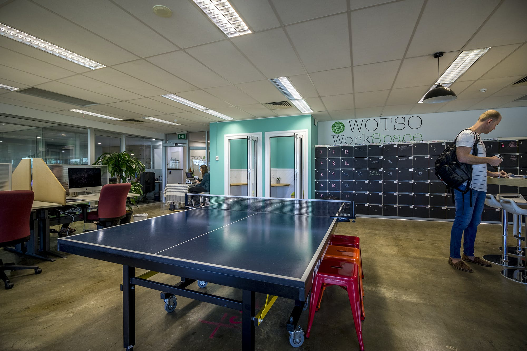 Hot desk at WOTSO Gold Coast, image 1