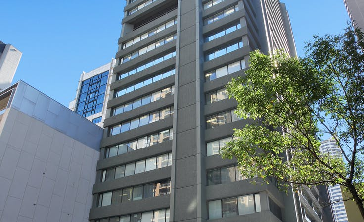 7 Person Corner Suite with incredible views, private office at Vantage Hyde Park, near Downing Centre, image 1
