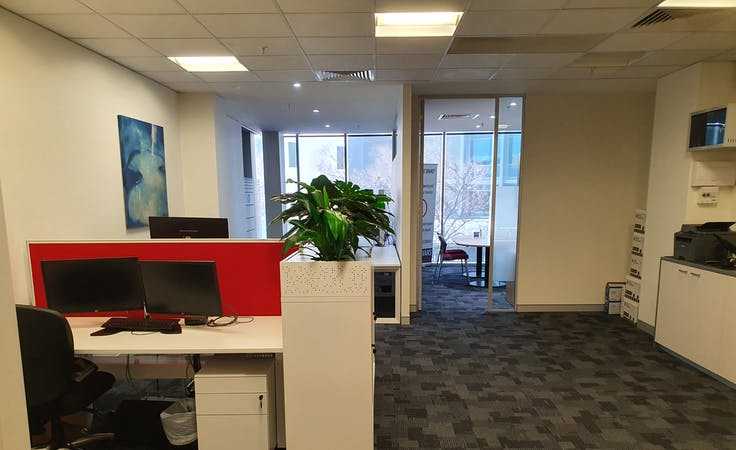 Shared office at Heart of Subiaco Business District, image 1