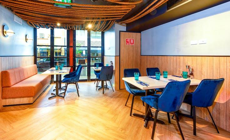 Pierside Deck, function room at Pierside Deck @ The Lobster Pier, image 1