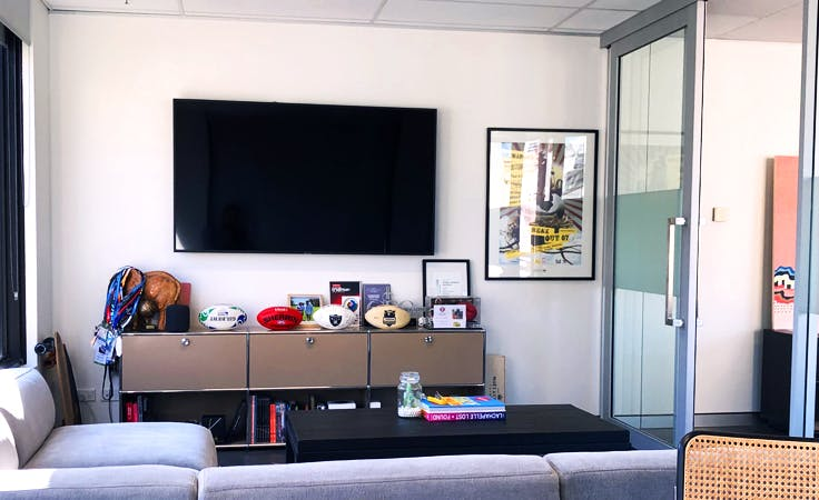 Private office at Office Space in Darlinghurst, image 2