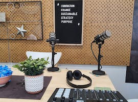 Podcasting Studio - Osborne Park, creative studio at Podcasting Studio - Osborne Park, image 1