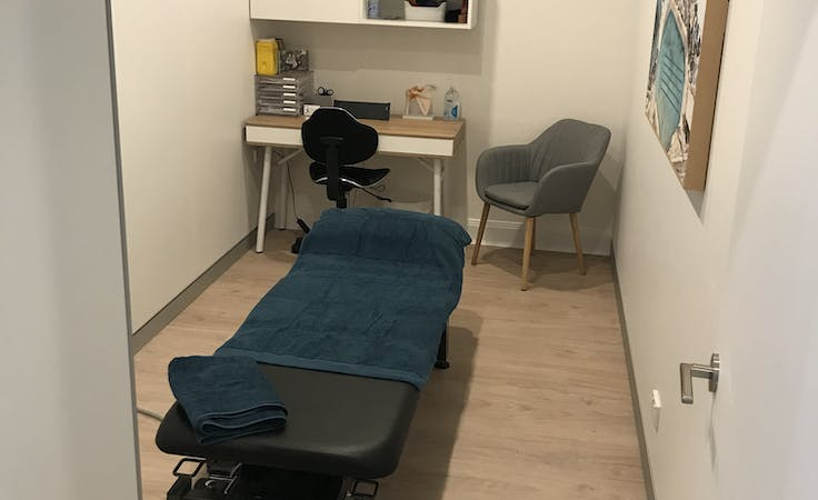 Treatment room, training room at New Physio Health clinic, image 1