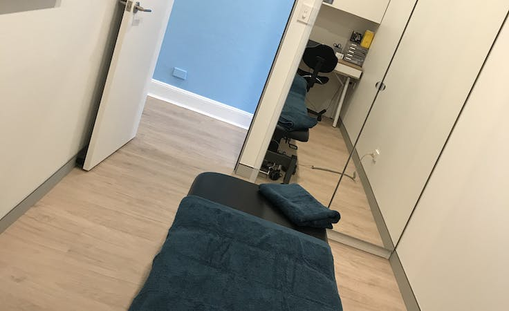 Treatment room, training room at New Physio Health clinic, image 4