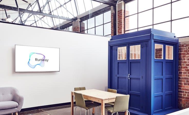 Pioneers, meeting room at Runway Geelong, image 3
