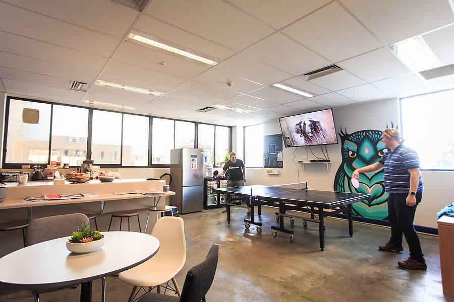 Meeting room at WOTSO Hobart, image 2