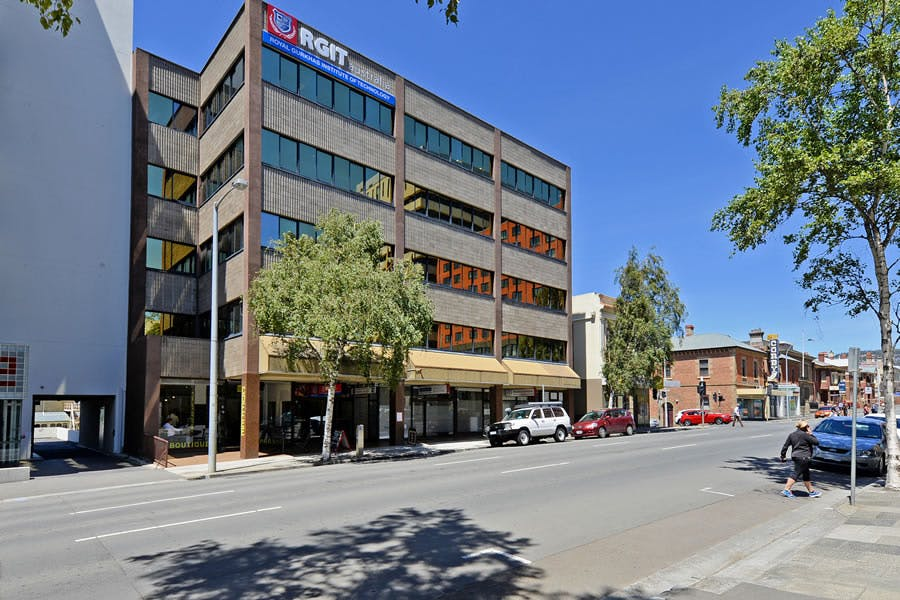 Meeting room at WOTSO Hobart, image 4