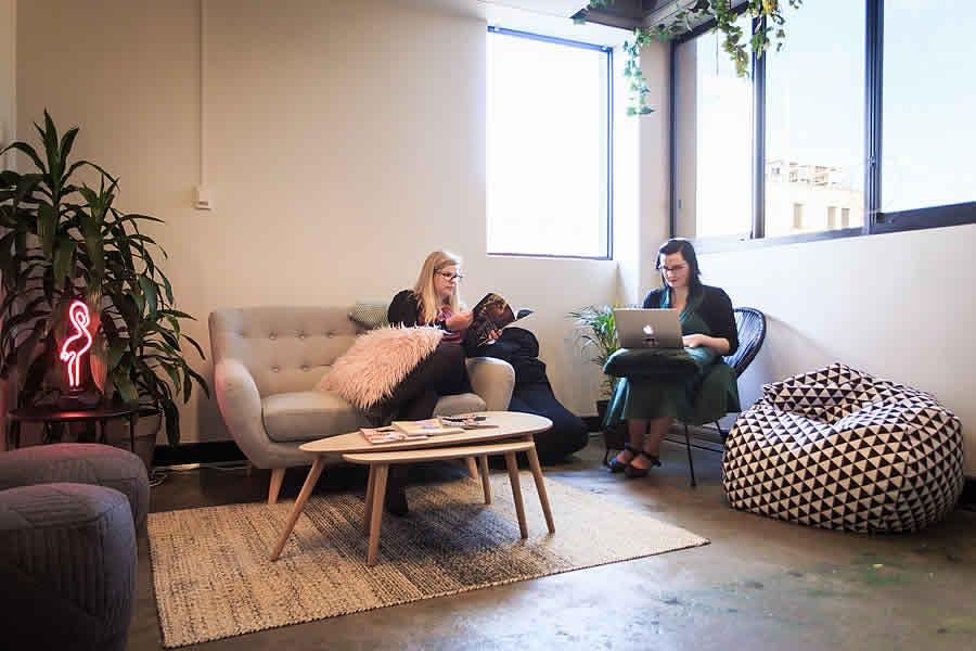 Meeting room at WOTSO Hobart, image 3