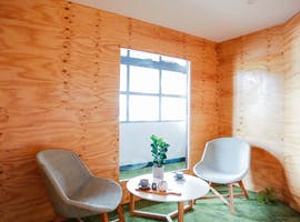 Pod 2, meeting room at Rethink Your Workspace, image 1