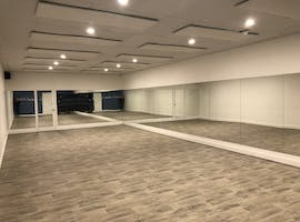 Large Studio, multi-use area at Mt Barker Hot Yoga, image 1