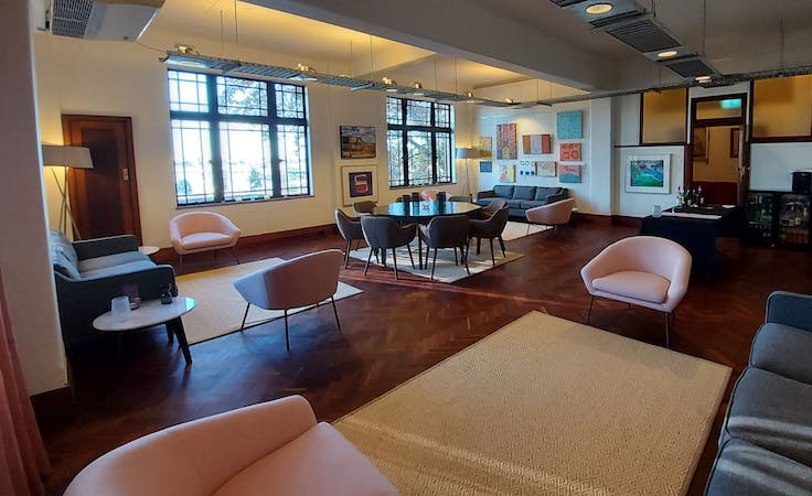 Function room at Club Lounge Level 2, The Atlas Building, image 1