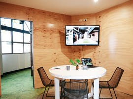 Pod 3, meeting room at Rethink Your Workspace, image 1