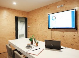 Pod 6, meeting room at Rethink Your Workspace, image 1