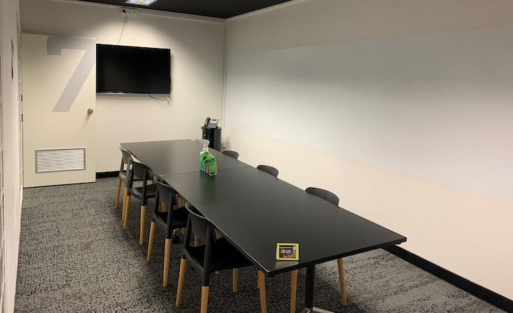 Pod 7, meeting room at Rethink Your Workspace, image 1