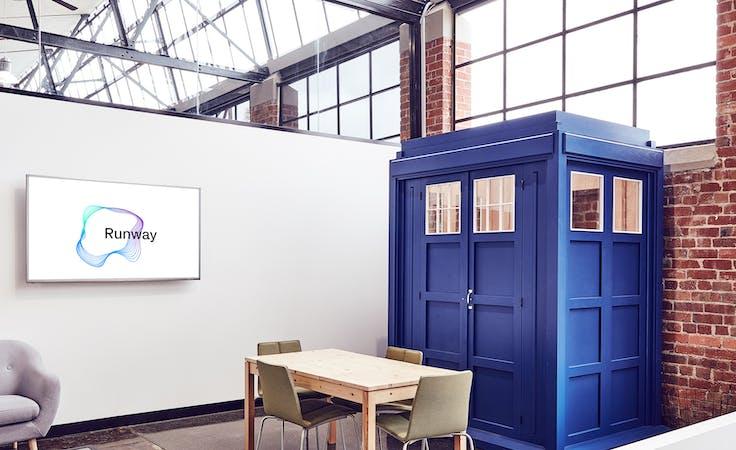 Bravo, meeting room at Runway Geelong, image 1