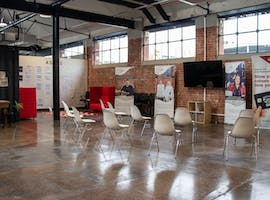 West 6 event space, multi-use area at Runway Geelong, image 1