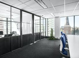 2 Person Executive Office, private office at Work Club Olderfleet, image 1