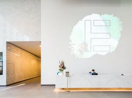 Swan, meeting room at Victory Offices | Exchange Tower, image 1