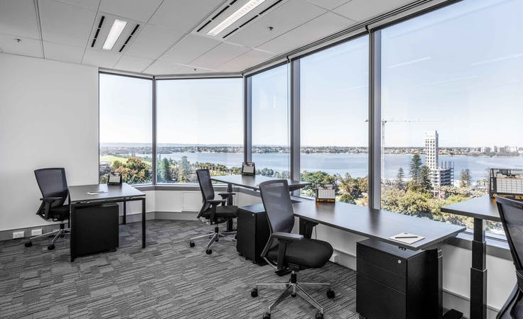 Quay, training room at Victory Offices | Exchange Tower, image 1