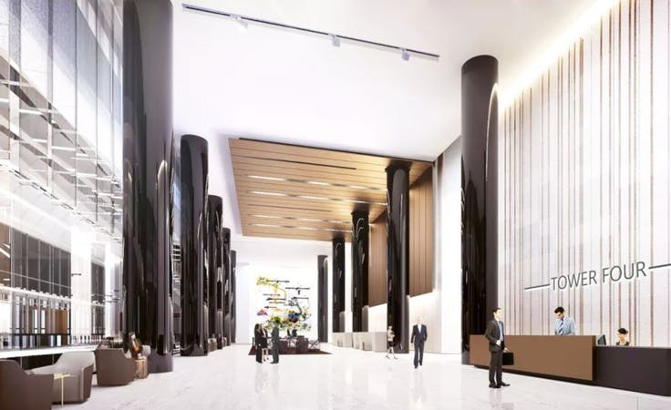 Bolte, meeting room at Victory Offices | Collins Square, image 1