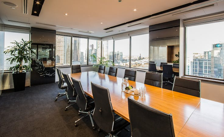 The Boardroom, meeting room at The Cluster, image 1