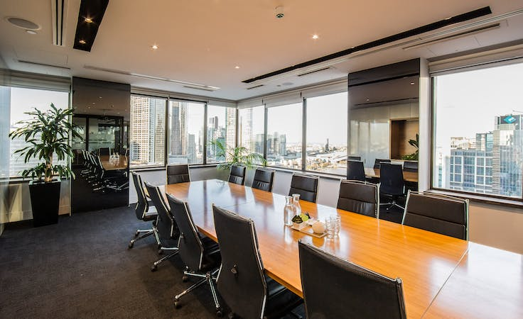 The Boardroom, meeting room at The Cluster, image 3