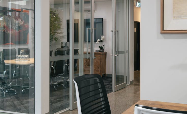 5 Person Window Suite, private office at @WORKSPACES Brighton, image 3